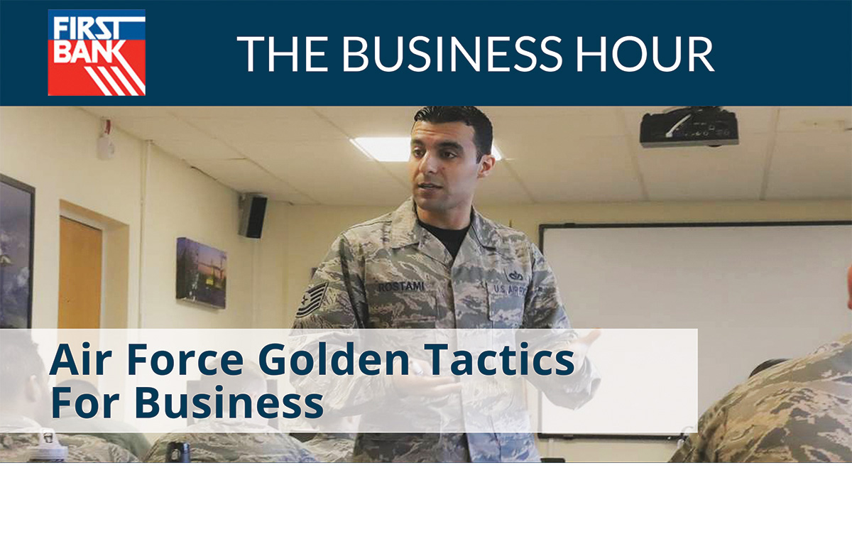 Air Force Tactics for Business